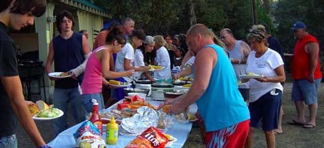 2017 Picnic Campout